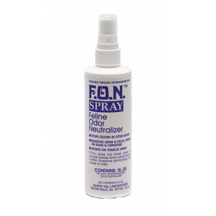 Feline Odor Neutralizer F.O.N 8oz.